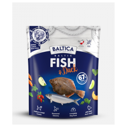 Fish & Duck 1kg Średnie i...