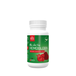 Hemoglobina 120 tab