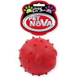PET NOVA TPR Snackball Red...